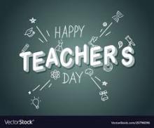 Celebration of Teachers Day 2020